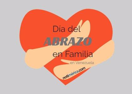 11 de noviembre: Día del Abrazo en Familia en Venezuela, ¿por qué se celebra cada segundo domingo de este mes?
