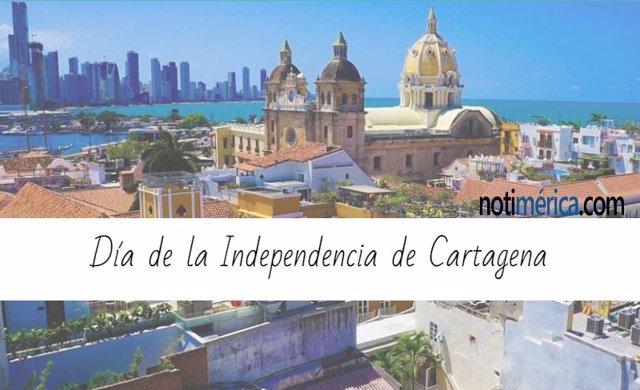 Día de la Independencia en Cartagena