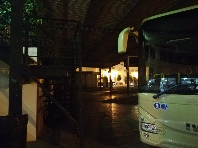 Estación de autobuses de Villamartín