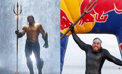 Aquaman existe: Ross Edgley rodea Gran Bretaña a nado en 157 días