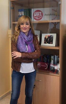 Carmen Castilla, secretaria general de UGT-A.