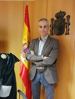 Javier Amores, juez de Violencia sobre la Mujer de Santander
