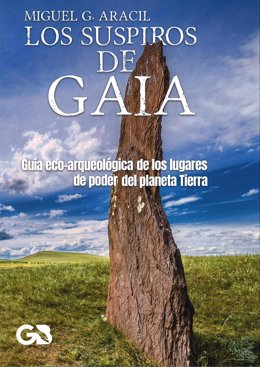 Libro de Miquel G. Aracil 'Los suspiros de Gaia' (editl. Guante Blanco)