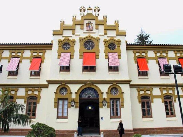Sede de la térmica málaga centro cultural centro cívico