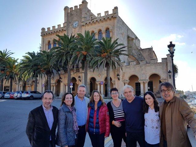 Cs Baleares en Menorca