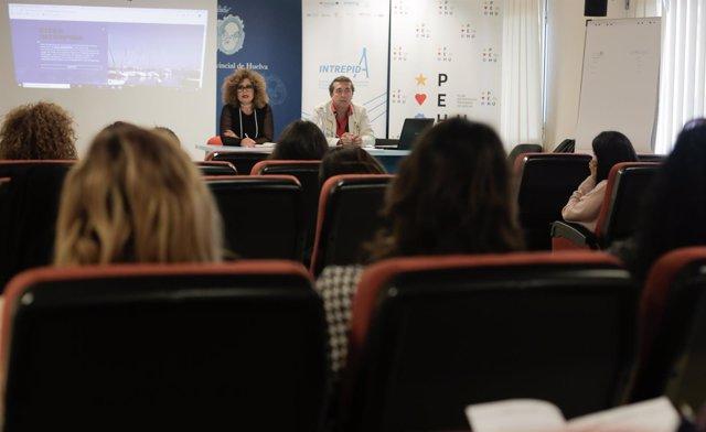 Curso de formación 'on line' del  Proyecto INTRÉPIDA