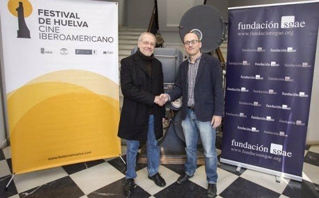 SGAE firma convenio con el Festival de Cine Iberoamericano de Huelva