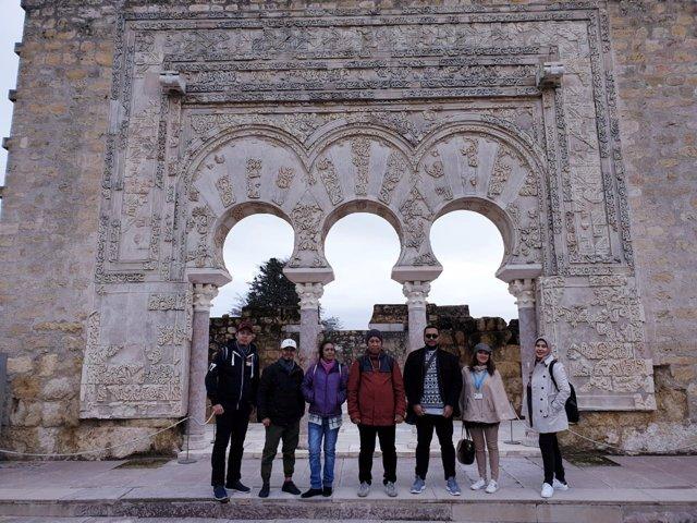 Los touroperadores venidos de Asia para conocer la oferta turística