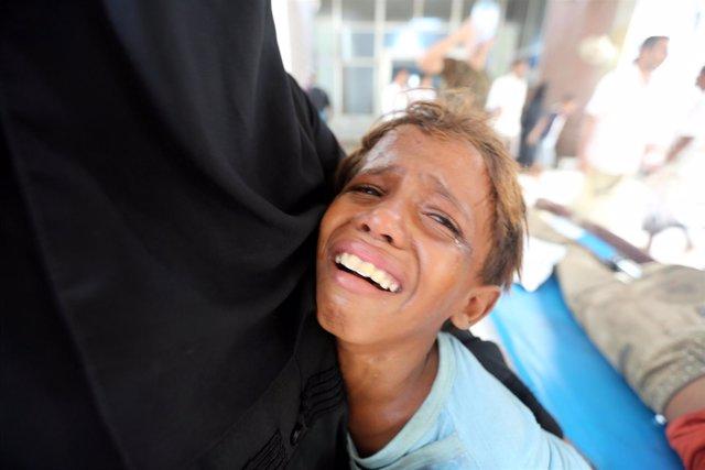 Hospital de Al Thawra en Hodeida (Yemen)