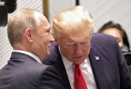 Putin y Trump estudian reunirse en Buenos Aires a finales de noviembre