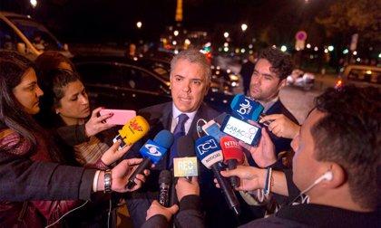 """Iván Duque pide una intervención multilateral contra la """"dictadura"""" de Venezuela"""