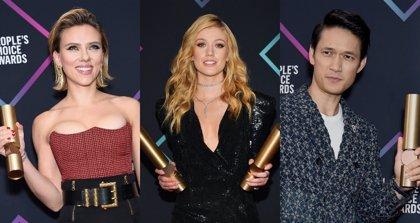 Infinity War, Cazadores de sombras y BTS triunfan en los People's Choice Awards 2018