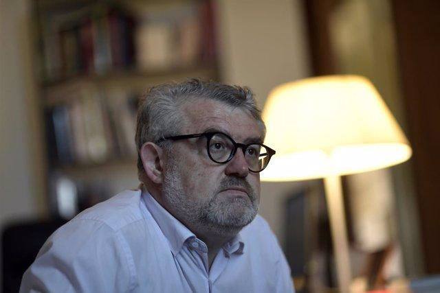 Entrevista de Europa Press con el director del Museo del Prado, Miguel Falomir
