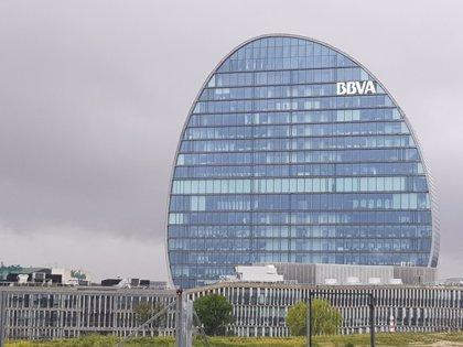BBVA remonta un 2,5% en Bolsa después de que México rectificara su intención de limitar las comisiones