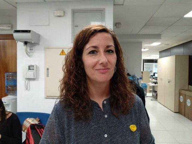 La secretaria de Infancia, Adolescencia y Juventud del Govern, Georgina Oliva