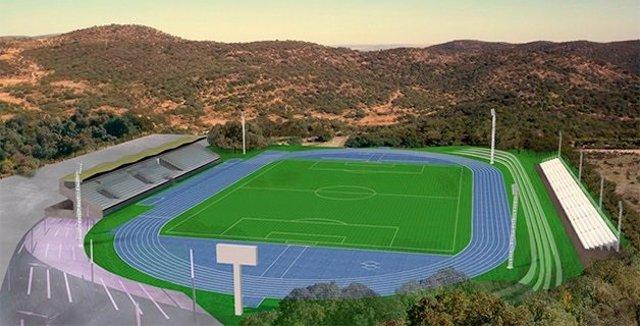 Ciudad Deportiva Camilo Cano de La Nucia