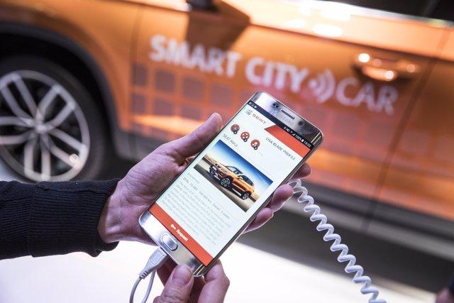 Servicio de 'car sharing' para los empleados de Seat