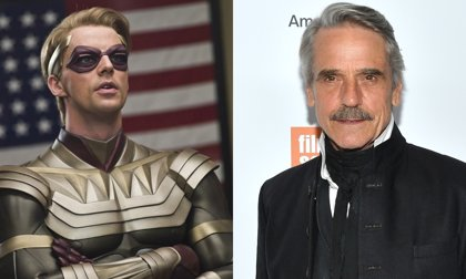 Jeremy Irons será el viejo Ozymandias en la serie de Watchmen de HBO