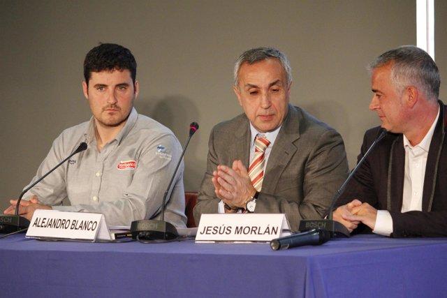 David Cal,Jesus Morlan Fariñas,Alejandro Blanco
