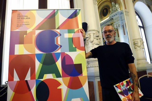La obra Lente Divergente de Antonio Ponti gana el cartel festival cine