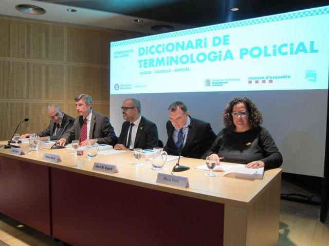 ++Diccionario Terminología Policial