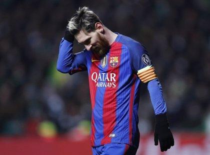 """Messi: """"Al principio iba con miedo pero al final me solté más"""""""