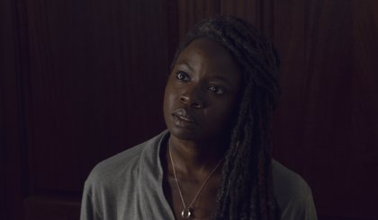 The Walking Dead: ¿Qué significa esa gran cicatriz de Michonne?