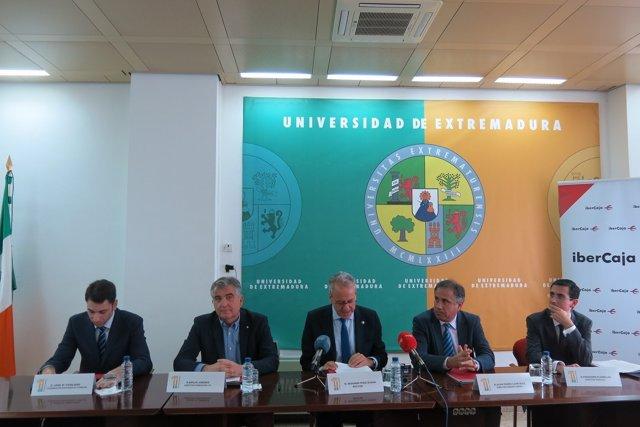 Presentación de la III Feria de Empleo y Emprendimiento de la Universidad