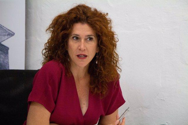 Cosette Franco Muñoz, directora de 'Intervención en violencia filioparental'