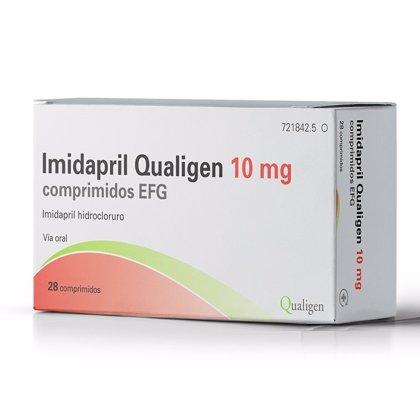 Qualigen lanza el primer genérico de imidapril hidrocloruro para la hipertensión esencial