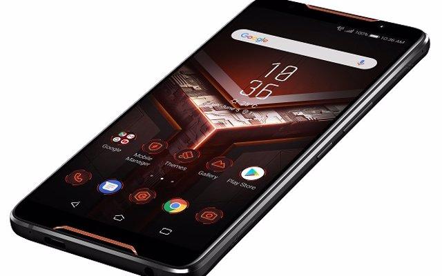El móvil 'gaming' de Asus, ROG Phone, disponible en España por 899 euros