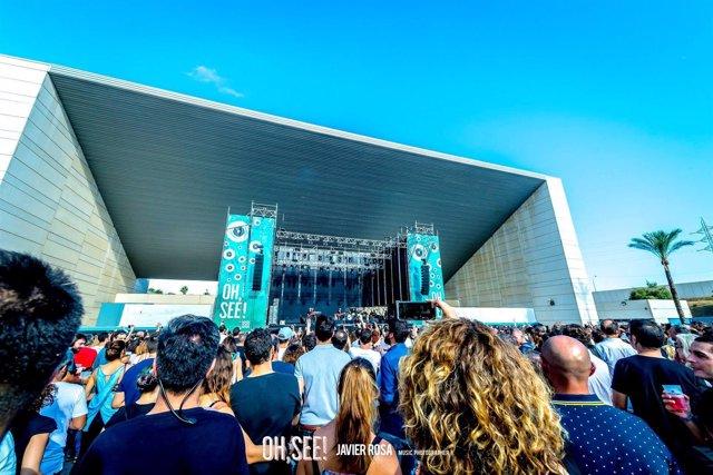 Festival Oh, see Fest de Málaga