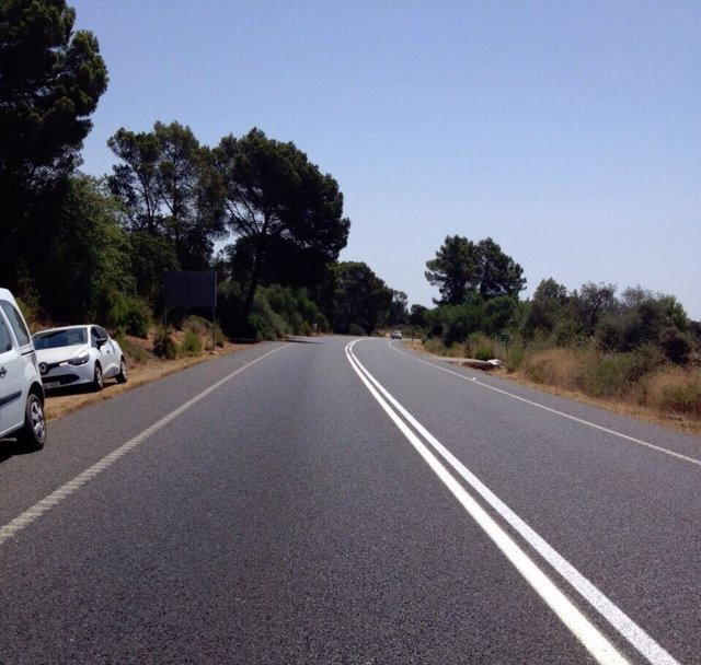 Carretera Llucmajor Campos