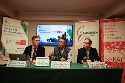 SEMERGEN y SEFAC celebrarán el I Congreso Nacional Médico-Farmacéutico para estrechar su colaboración asistencial
