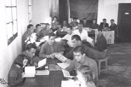 Exiliados españoles en el Sur de Francia