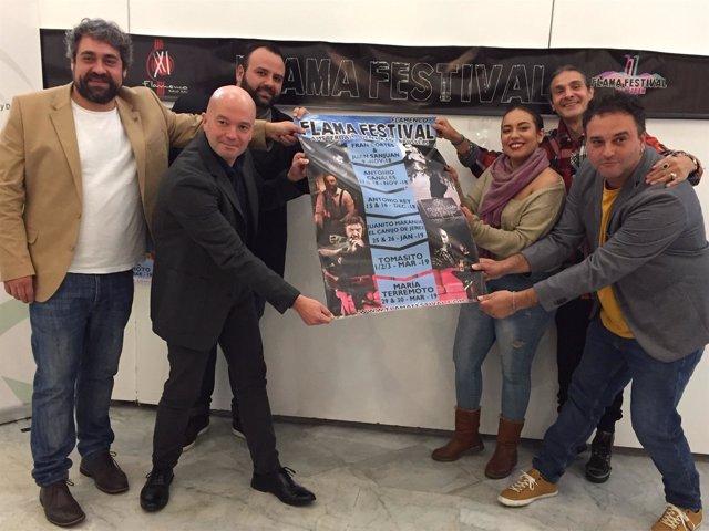 Flama Festival convierte a a Holanda en la capital europea del flamenco