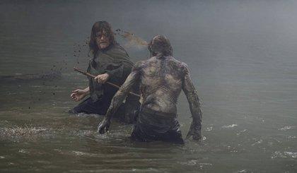 The Walking Dead 9x06: ¿Qué son los 'zombies parlantes'?