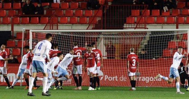 Real Zaragoza Nàstic Tarragona