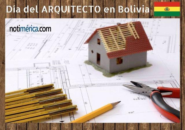 Día del Arquitecto en Bolivia