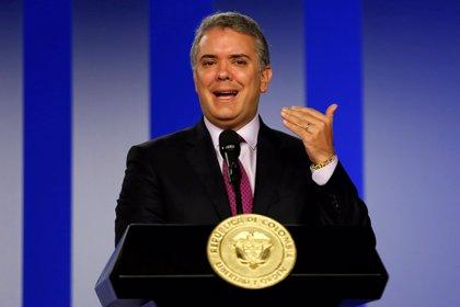 """Duque asegura que Colombia tiene los """"brazos abiertos"""" para los venezolanos"""