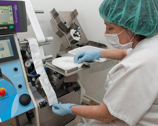 Dispensación de fármacos de la hepatitis C en el Hospital de Bellvitge