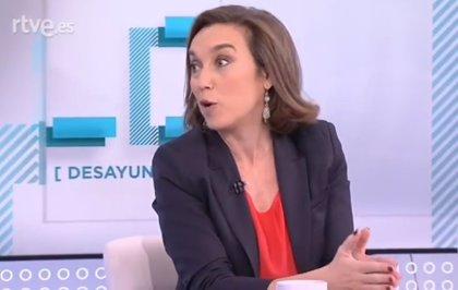 """Gamarra pide al PSOE retirar la mención al euskera en el Estatuto de La Rioja tras crear una """"controversia inexistente"""""""