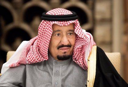 El rey saudí reanudará su agenda nacional con una visita a zonas del norte la próxima semana