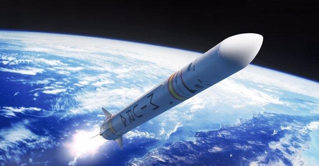 El cohete ahora renombrado