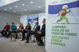 Presentación de la campaña.