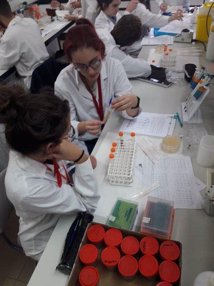 La UV acoge la segunda edición de Small World Initiative para acercar la ciencia a estudiantes de secundaria