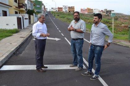 El Cabildo de Tenerife invierte más de 590.000 euros en la mejora del cementerio de Los Silos