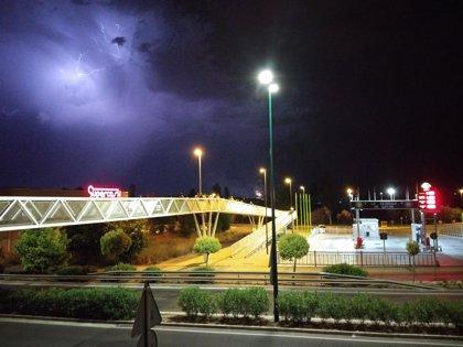 Regresan las lluvias a partir de este miércoles a la Región por la llegada de tres borrascas