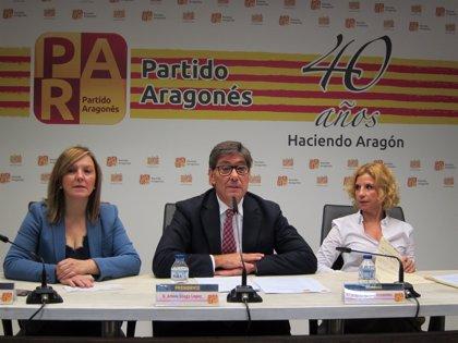 """El PAR no asistirá a la reunión de Casado sobre la unidad de España porque no le gustan """"los frentes contra nadie"""""""