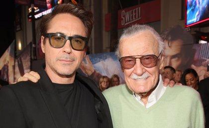 """Los héroes de Marvel lloran la muerte de Stan Lee: """"Eres un superhéroe para todos nosotros"""""""